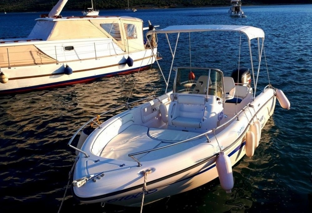 Rental Motorboat in Cres - Ranieri Stargate