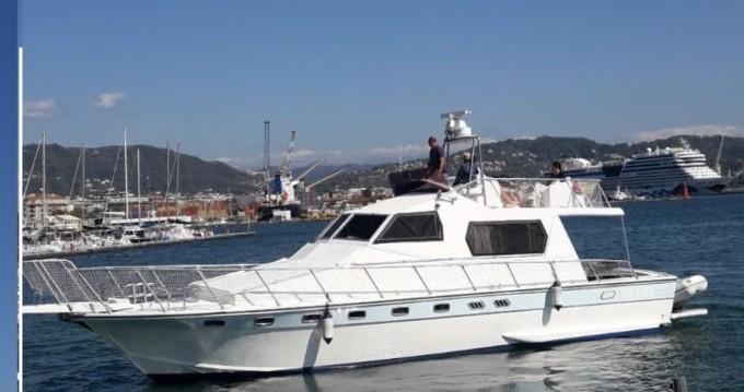 Hire Motorboat with or without skipper Dellapasqua Portovenere