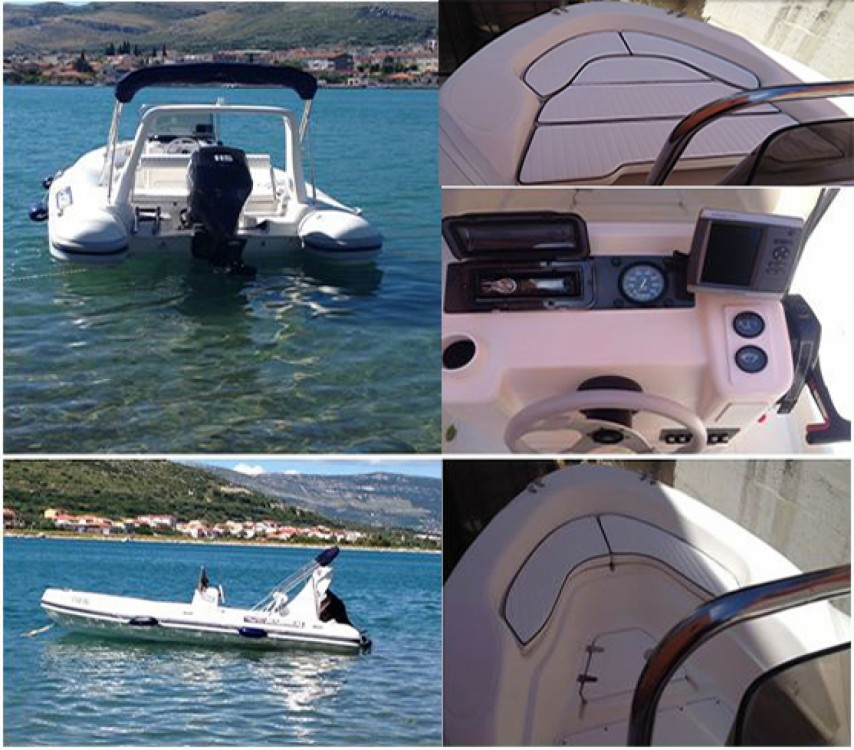 Boat rental Maestral 555 in Trogir on Samboat
