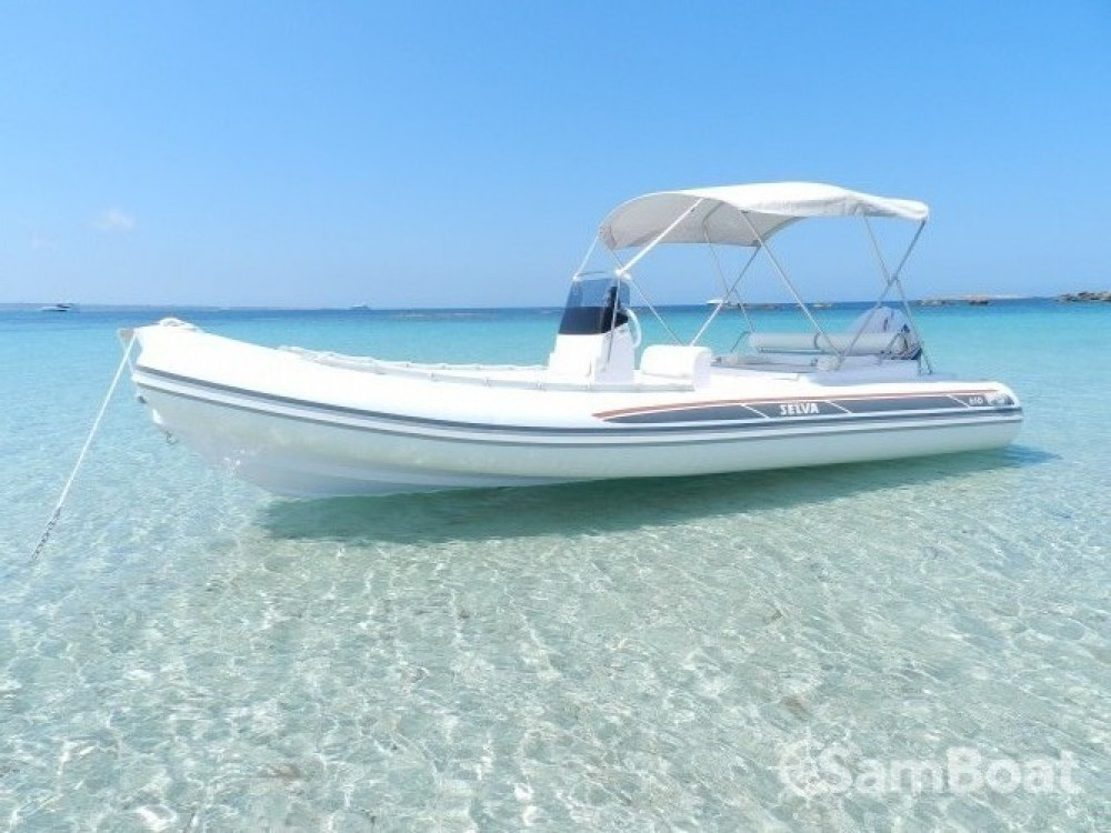 Boat rental Ibiza cheap DS Evolution
