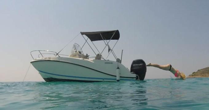 Rental yacht Split - Quicksilver Activ 605 Open on SamBoat
