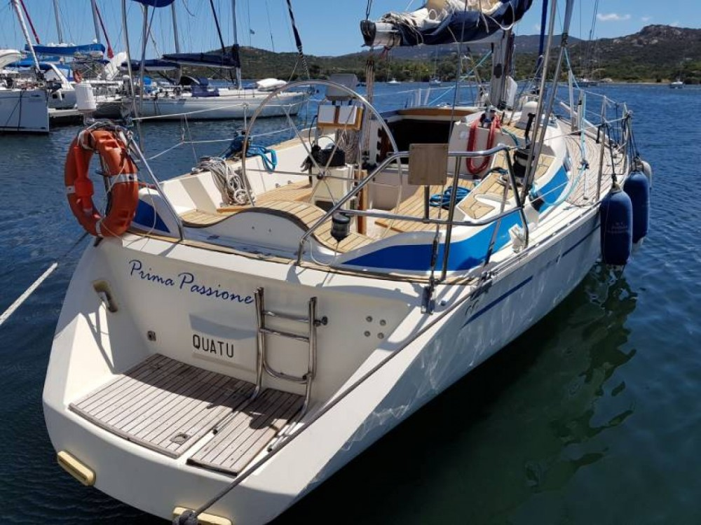 Sailboat for rent Talamone at the best price