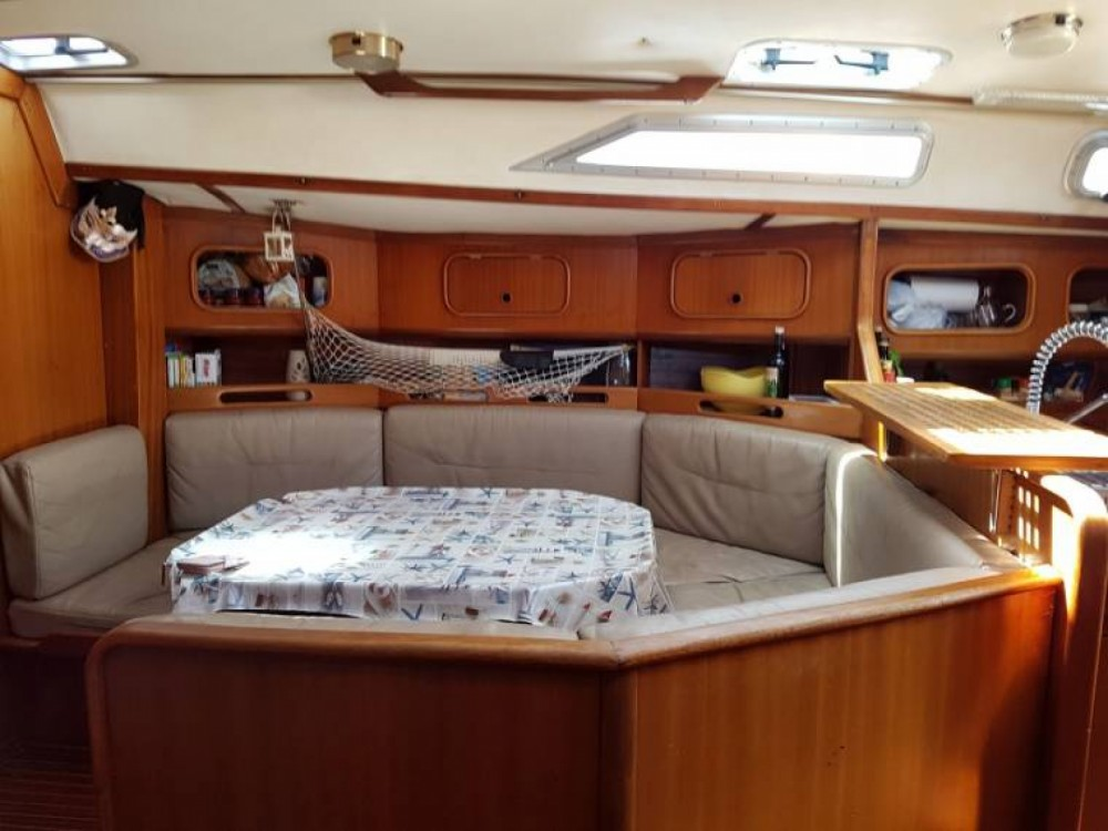 Boat rental Talamone cheap Caribic 42