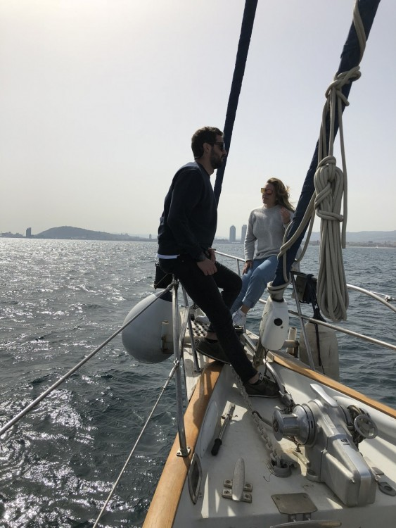 Rental Sailboat in Barcelona - Irwin IRWIN 68