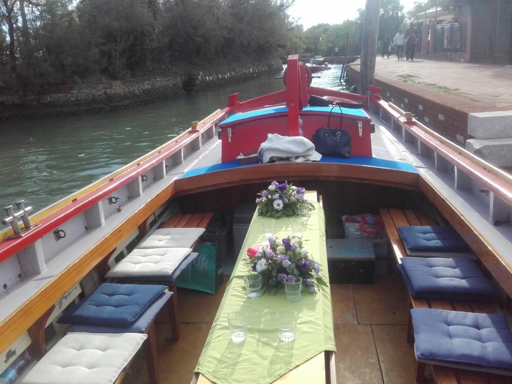 Boat rental Barca tradizionale bragozzo  in Venice on Samboat