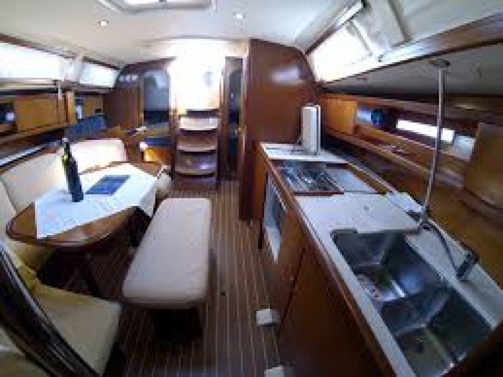 Rental yacht  - Dufour Dufour 365 Grand Large on SamBoat