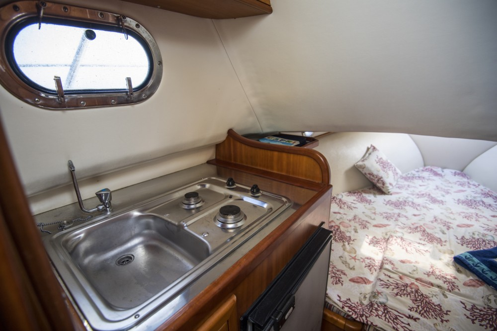 Rental Motorboat in Sorrento - Fratelli Aprea 28