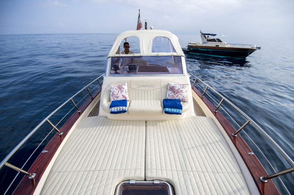 Boat rental Sorrento cheap 28
