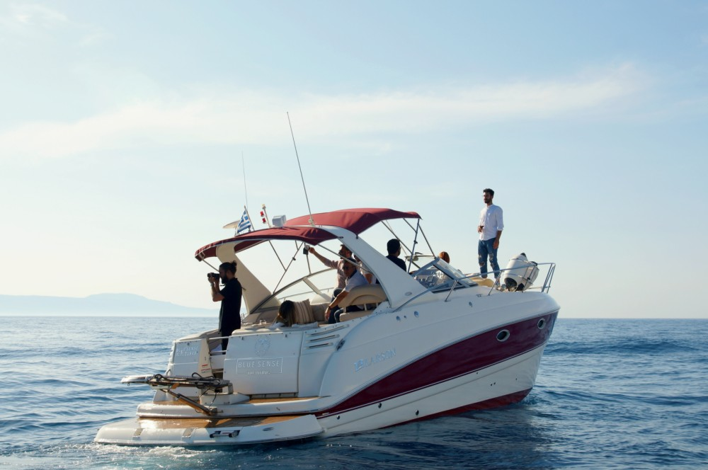 Hire Motorboat with or without skipper Larson La Canée