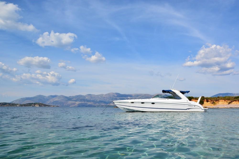 Boat rental Formula 37ss in Argostolion on Samboat