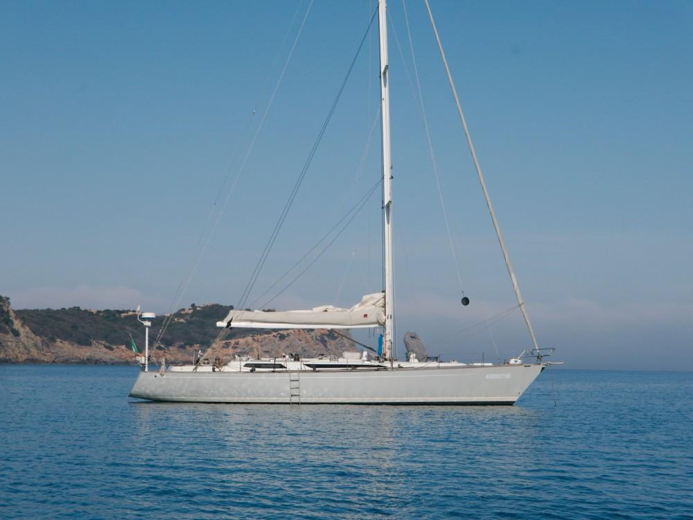 Rental Sailboat in Vittoriosa - Baltic Yachts B58
