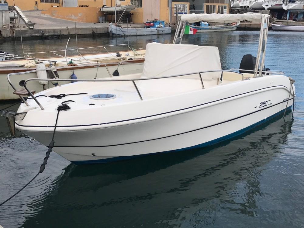 Mano Marine Mano Marine 21.50 WA between personal and professional Olbia