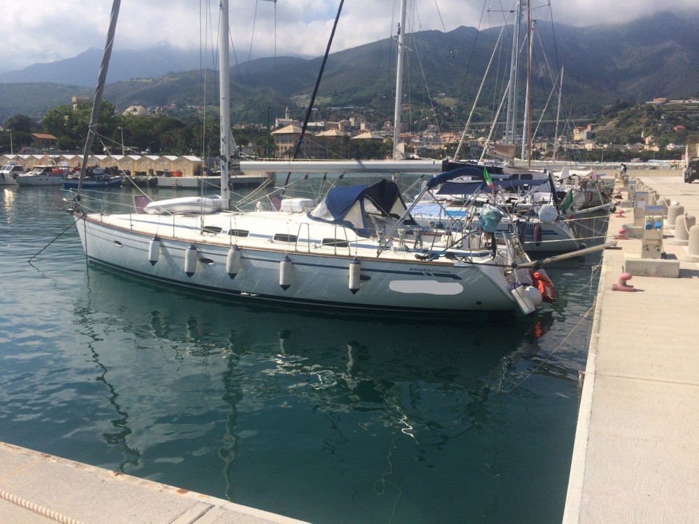 Hire Sailboat with or without skipper Bavaria Rome