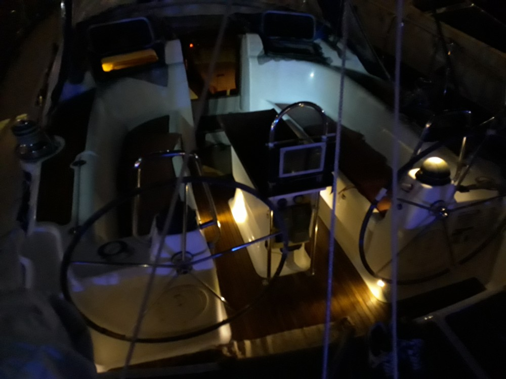 Boat rental Rome cheap Bavaria 46 Cruiser