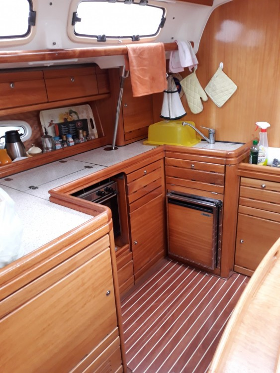 Sailboat for rent Rome at the best price