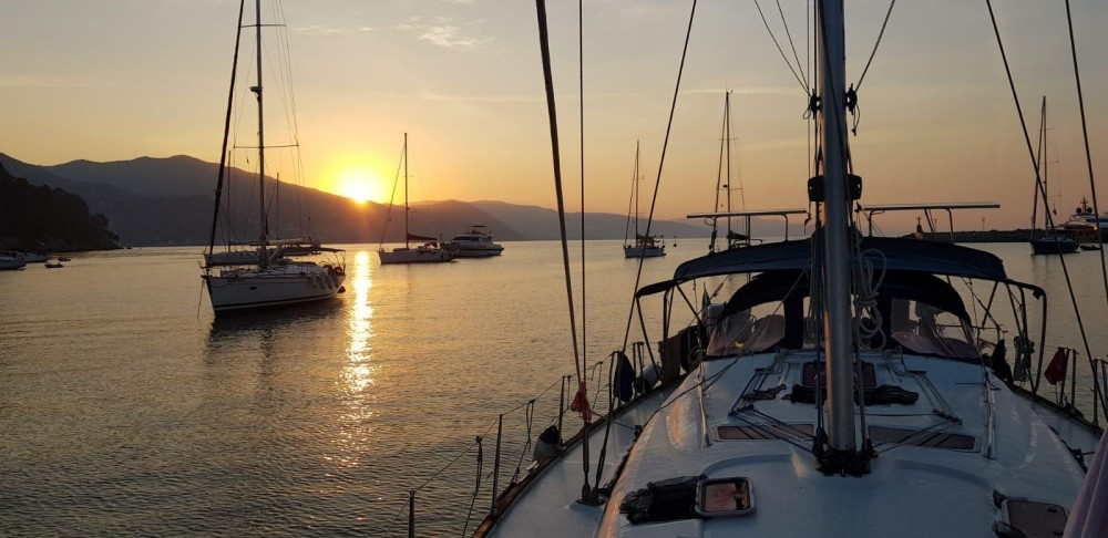 Rental Sailboat in Rome - Bénéteau Cyclades 50.4