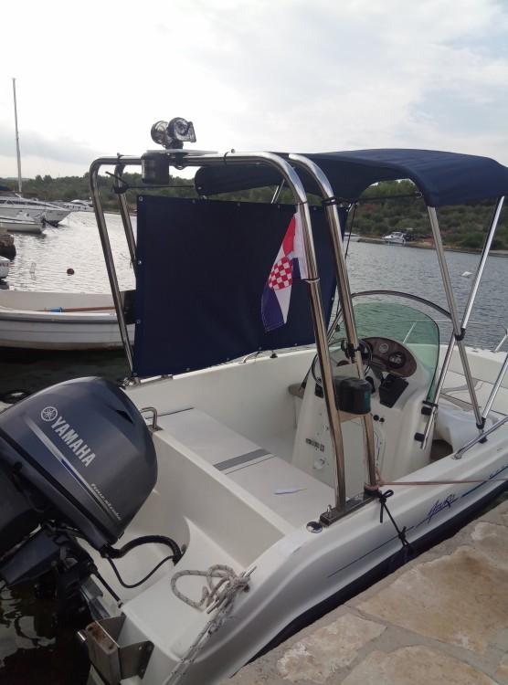 Aquamar Aquacab 460 between personal and professional Šibenik