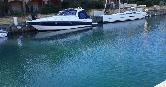 Boat rental Lipari cheap Zaffiro 32