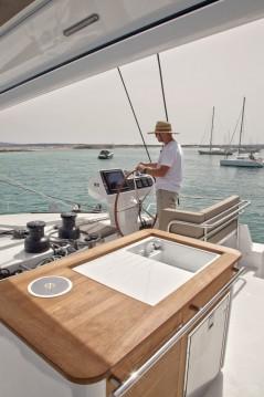 Boat rental Sant Antoni de Portmany cheap Victoria 67