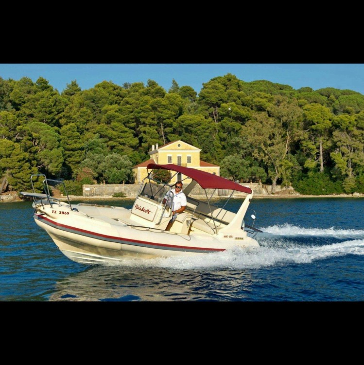 Rental yacht Peloponnese, Western Greece and the Ionian - Eagle Eagle7,4 on SamBoat