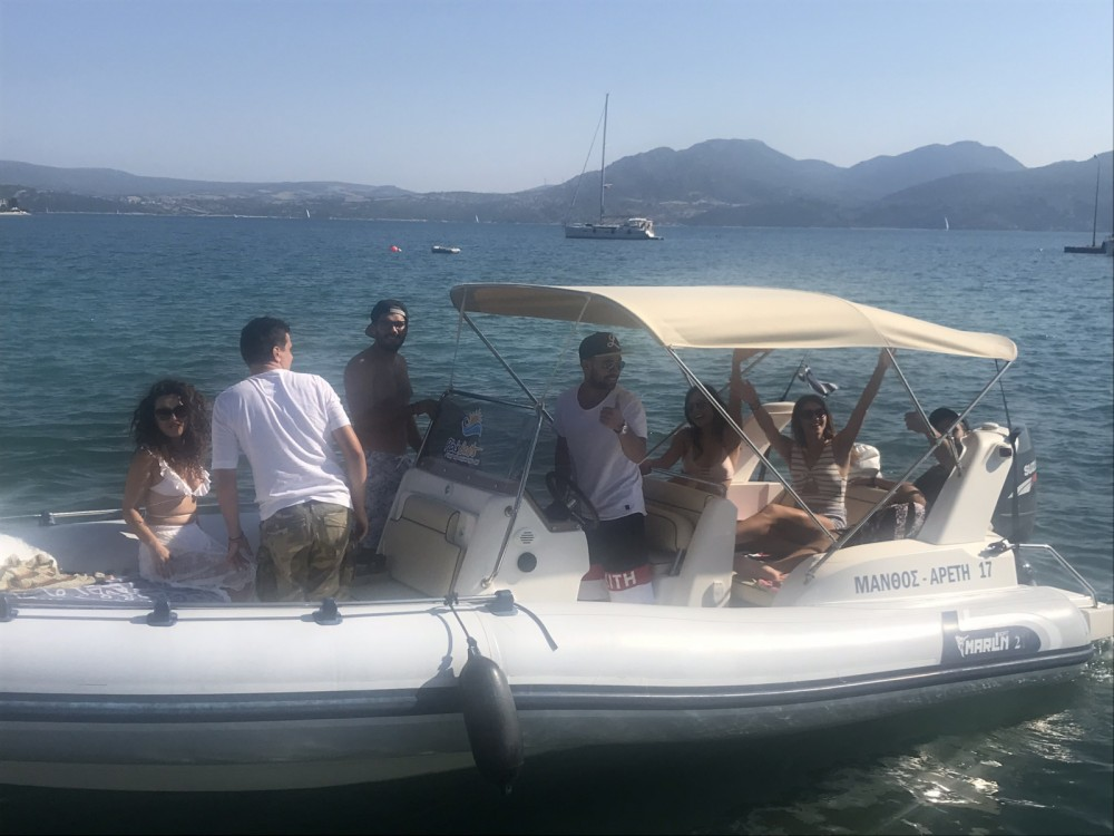 Boat rental Marlin Boat 21 in Peloponnese, Western Greece and the Ionian on Samboat