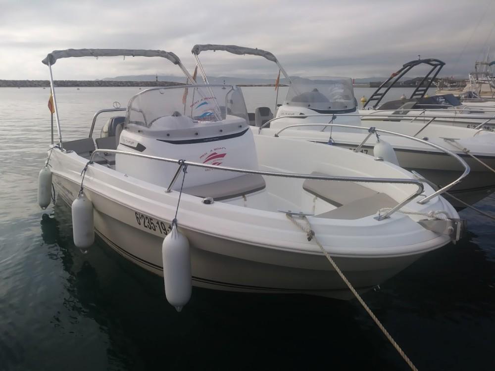Boat rental Jeanneau Cap Camarat 5.5 CC Style in l'Estartit on Samboat