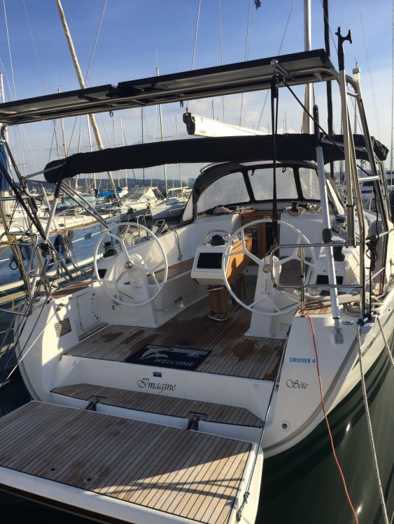 Boat rental Bavaria Bavaria 41 in Toulon on Samboat