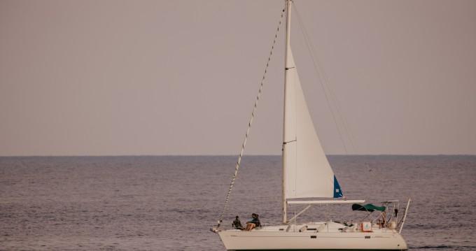 Rental Sailboat in Rethymno - Bénéteau Oceanis 38.1