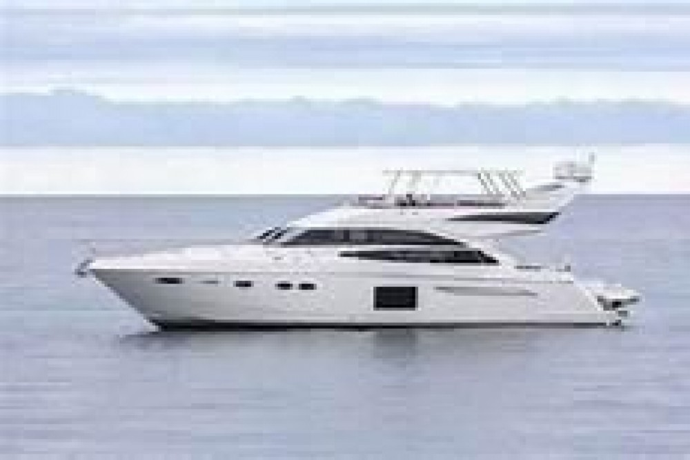 Hire Yacht with or without skipper Princess Golfe-Juan
