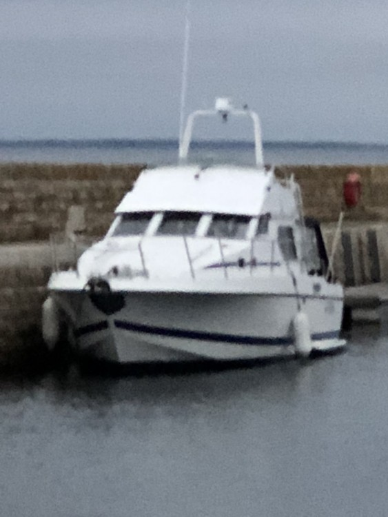 Motorboat for rent Pornic at the best price