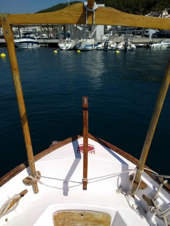 Rental Sailboat in Torroella de Montgrí - Astilleros Menorca capeador