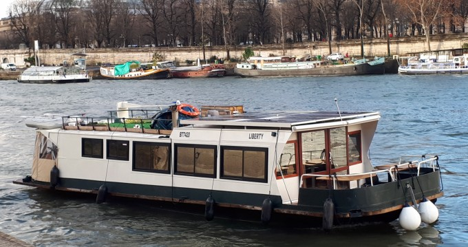 Rental Canal boat in Mâcon - nauticus bougainvillier