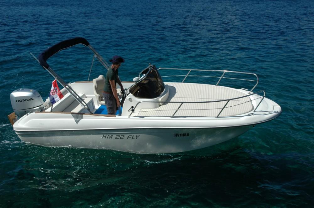 Rental Motor boat Insidias Marine with a permit