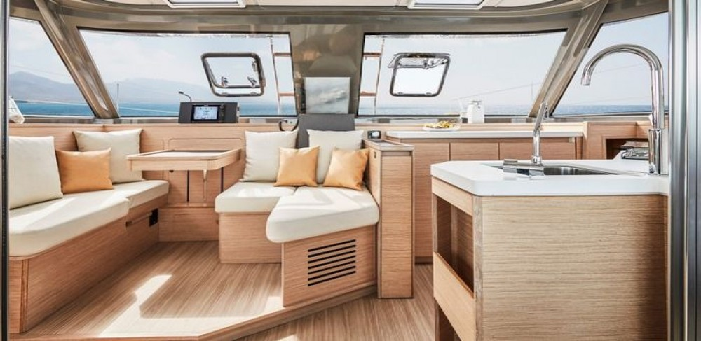 Nautitech Open 40 between personal and professional Antibes
