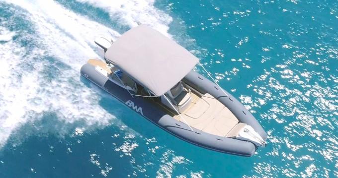 Rental yacht Ibiza Town - Bwa Sport 26 GT on SamBoat