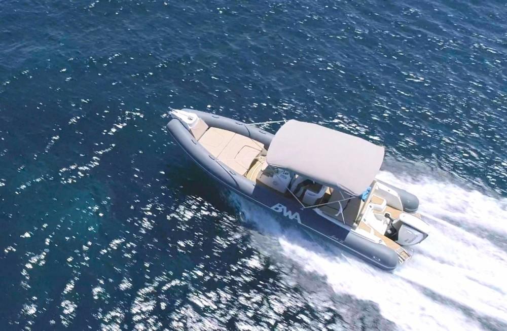Boat rental Bwa Sport 26 GT in  on Samboat
