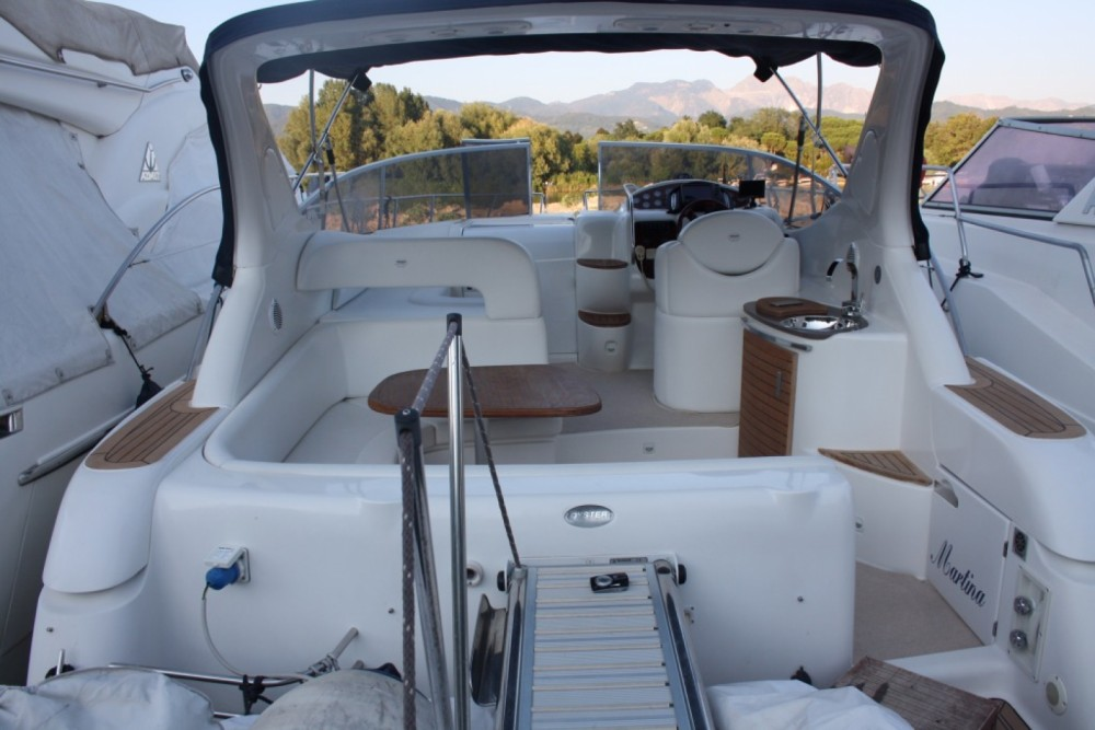 Hire Motor boat with or without skipper Sessa Marine Alghero