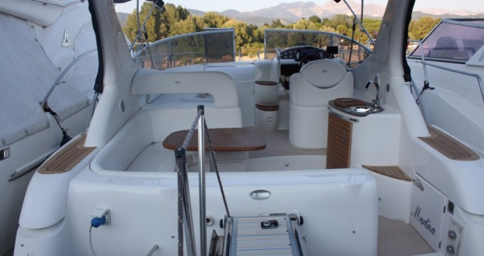 Motorboat for rent Fertilia at the best price