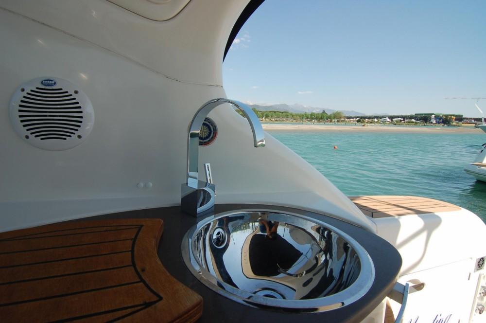 Rental Motor boat in Alghero - Sessa Marine Oyster 35