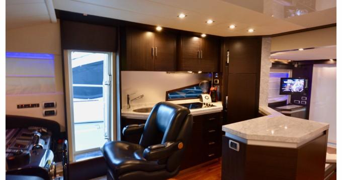 Rental yacht Split - Dominator Dominator 620 S on SamBoat