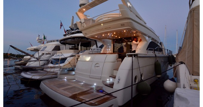 Hire Yacht with or without skipper Dominator Split