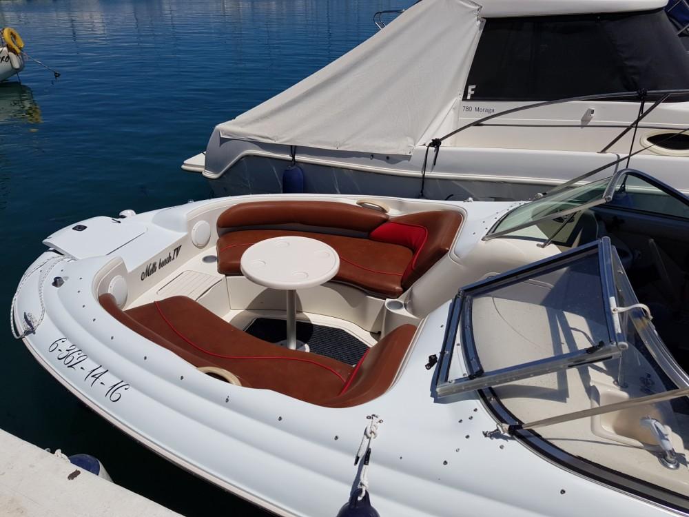 Boat rental Sea Ray Sea Ray 210 Sundeck in Fuengirola on Samboat