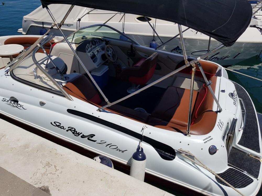 Sea Ray Sea Ray 210 Sundeck between personal and professional Fuengirola