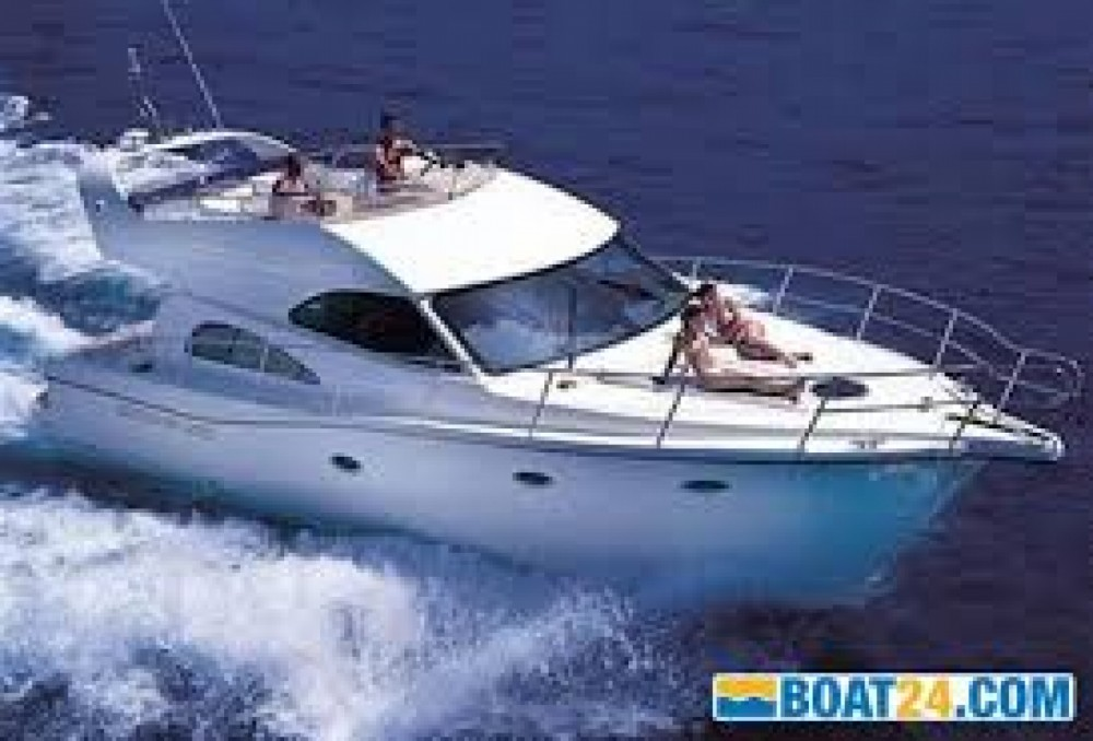 Hire Motorboat with or without skipper Rodman Giovinazzo