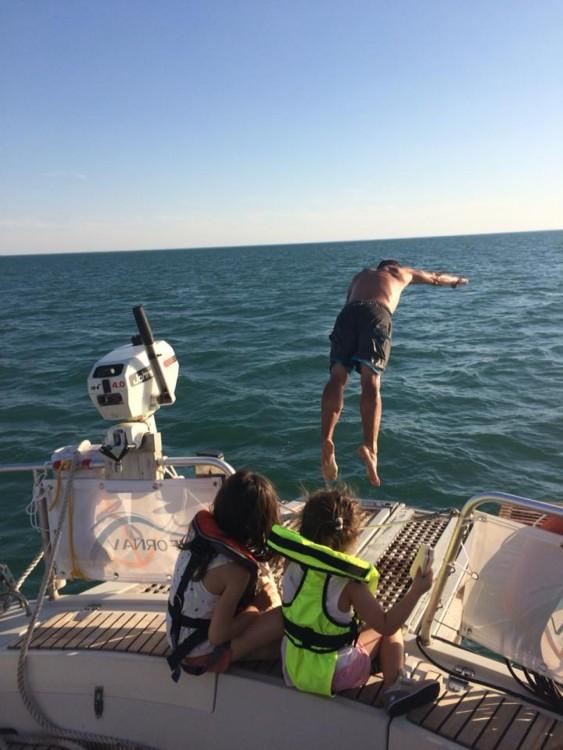 Rental yacht La Rochelle - Gallart Gallart 13.50 MS on SamBoat