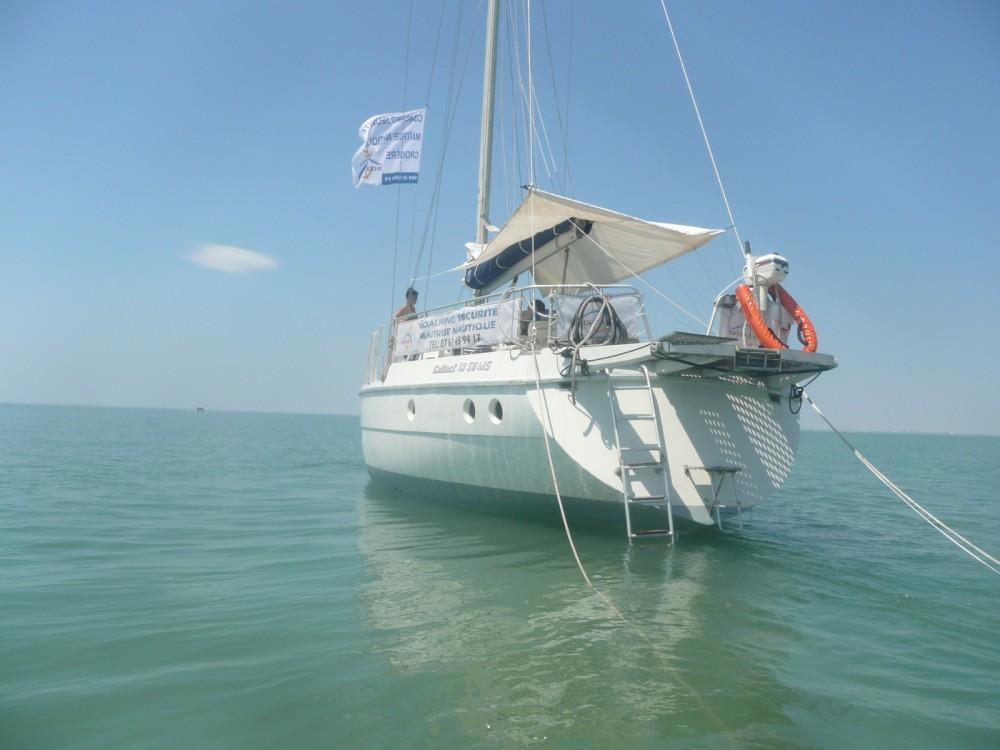 Boat rental La Rochelle cheap Gallart 13.50 MS
