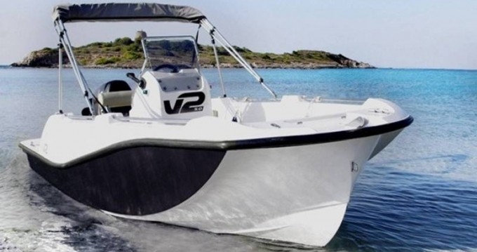 Rental Motorboat in Can Pastilla - Boleor B500 'Perseis' (no licence)