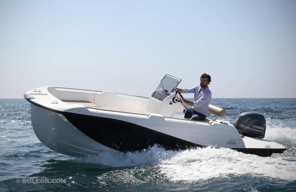 Rental Motorboat in Palma - Boleor B500 'Perseis' (no licence)