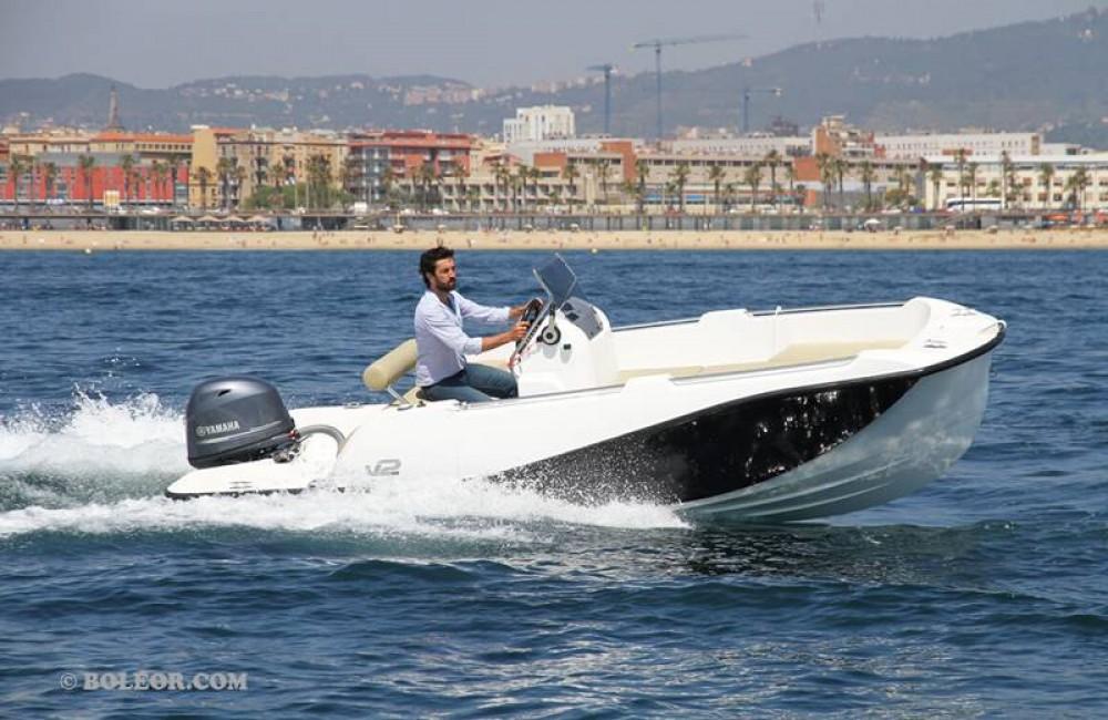 Rental yacht Palma - Boleor B500 'Perseis' (no licence) on SamBoat