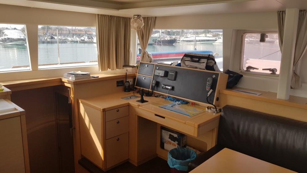 Rental Catamaran in San Salvo - Lagoon Lagoon 450